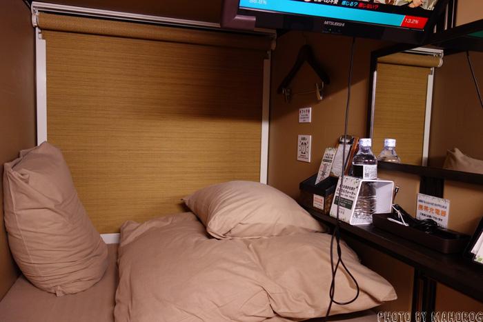 カプセルホテル安心お宿秋葉原店
