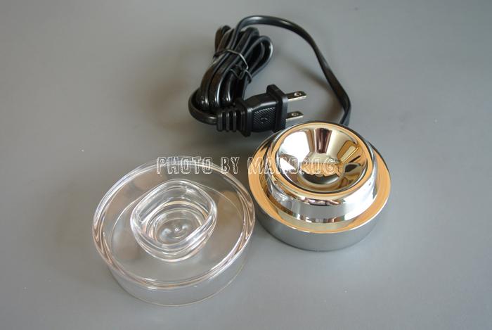 ソニッケアー ダイヤモンドクリーンの充電器