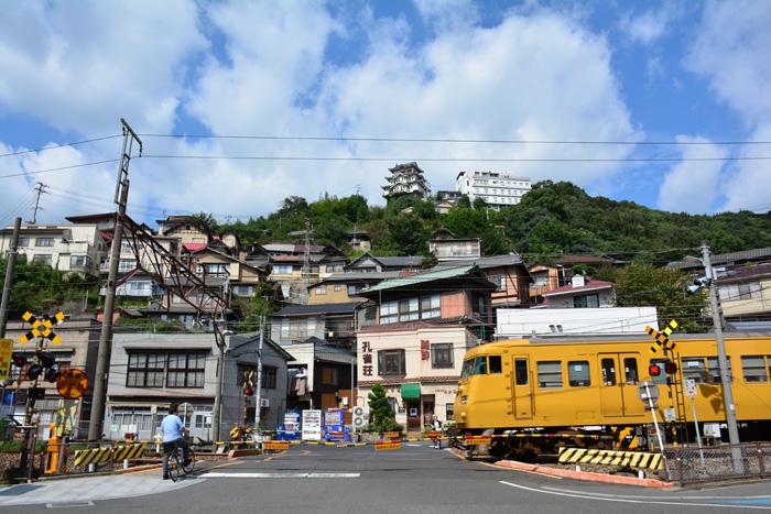 広島県尾道市の風景