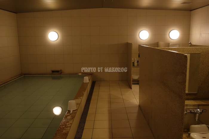 ファーストキャビン関西空港の大浴場