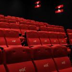 4DXの映画館ではじめて映画をみた感想 遊園地のアトラクションみたい