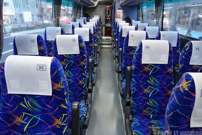 京都・岡山倉敷間を高速バスの京都エクスプレスで移動してみた
