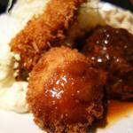 大阪梅田のランチにおススメ!グリル ロン 阪急三番街店は懐かしい洋食屋の味
