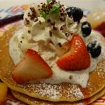 大阪梅田のパンケーキの人気店、ロカンダのオシャレ空間ぶりに圧倒される