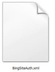 bingwebマスターサイトマップファイル