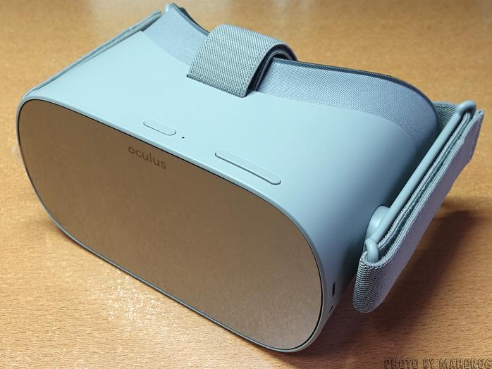 Oculus Go本体