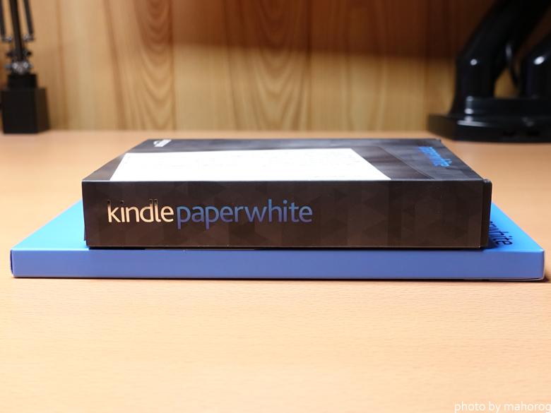 kindleマンガモデルと第10世代kindlepaperwhiteの比較