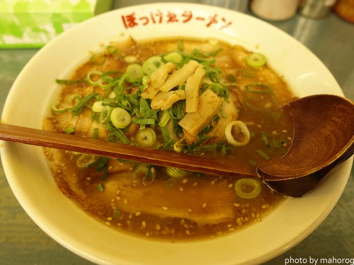ぼっけえラーメンのチャーシュー麺