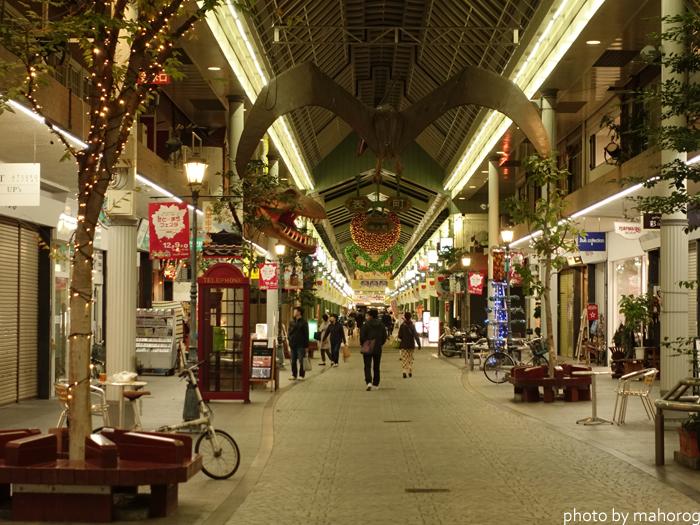 岡山表町商店街