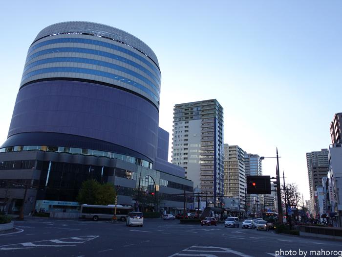岡山のシンフォニーホール