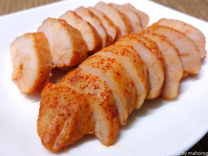ファミマのお母さん食堂麻辣醤チキン