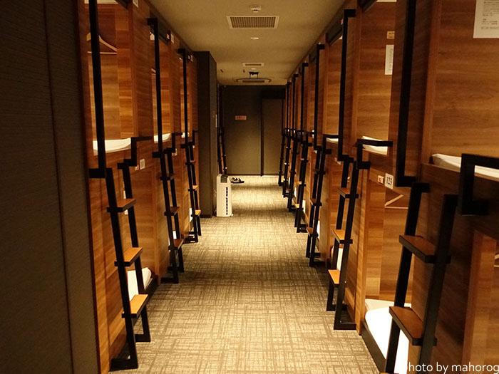 広島のお宿の客室