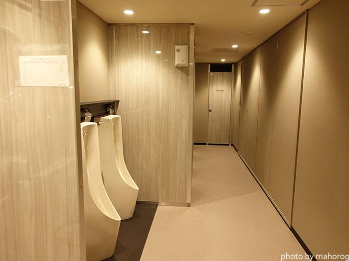 広島のお宿のトイレ